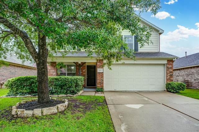 3215 Trail Hollow Drive, Pearland, TX 77584 (MLS #37010481) :: The SOLD by George Team