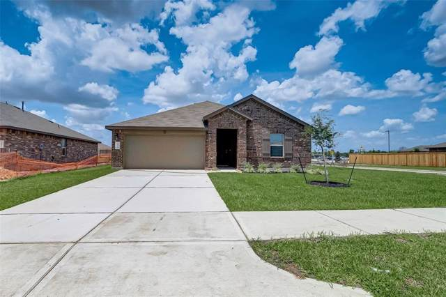 1211 Governor Drive, Rosenberg, TX 77469 (MLS #37015150) :: Texas Home Shop Realty