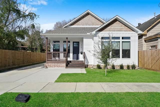 415 James Street, Houston, TX 77009 (MLS #37033654) :: Texas Home Shop Realty