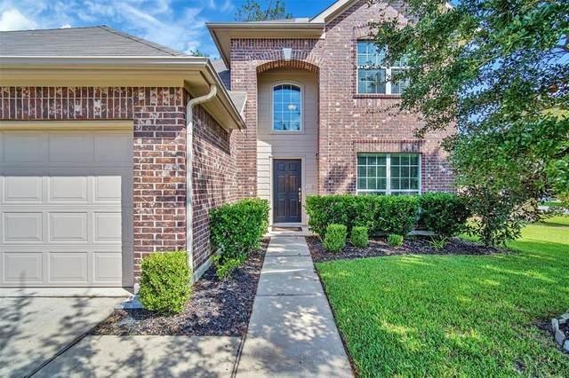 9302 Hidden Court, Magnolia, TX 77354 (MLS #37034920) :: Homemax Properties