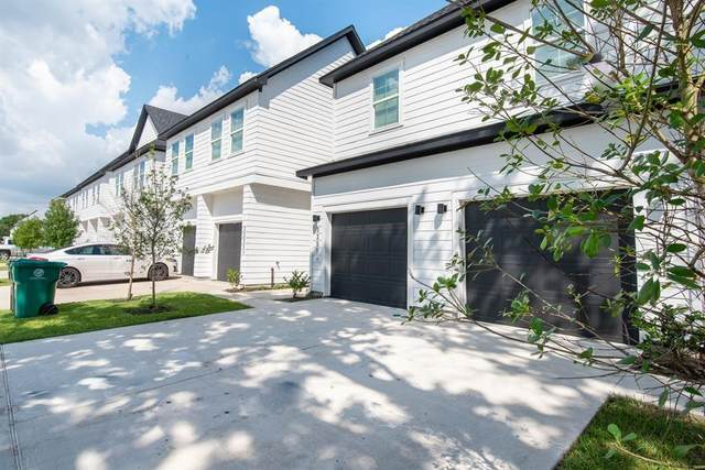 3233 Real Street A/B, Houston, TX 77087 (MLS #37039654) :: The SOLD by George Team