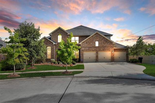 8102 Spreadwing Street, Conroe, TX 77385 (MLS #37044120) :: The Property Guys