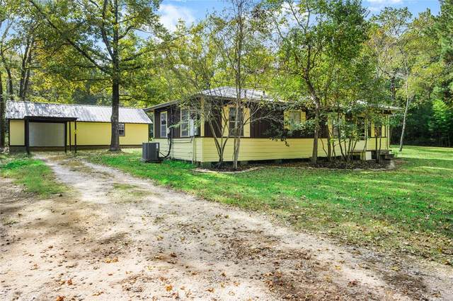 5352 Woodland Lakes Drive, Willis, TX 77378 (MLS #37058582) :: The Home Branch