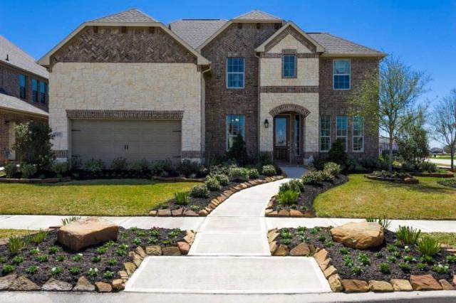 422 Honeysuckle Vine Drive, Rosenberg, TX 77469 (MLS #37063759) :: Team Sansone