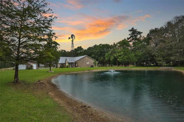 613 Fm 1010 Road, Cleveland, TX 77327 (MLS #37071475) :: The Jill Smith Team