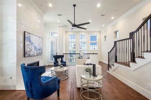 8721 Oak Kolbe Lane, Houston, TX 77080 (MLS #37075767) :: My BCS Home Real Estate Group
