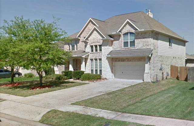 12401 Coral Cove Court, Pearland, TX 77584 (MLS #37087279) :: Green Residential