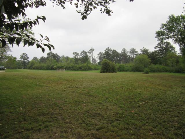 Lot 42 Moore Street, Tomball, TX 77375 (MLS #37092029) :: Giorgi Real Estate Group