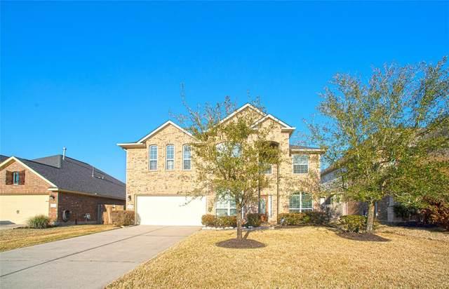 19326 St Domnina Drive, Spring, TX 77379 (MLS #37098423) :: Homemax Properties