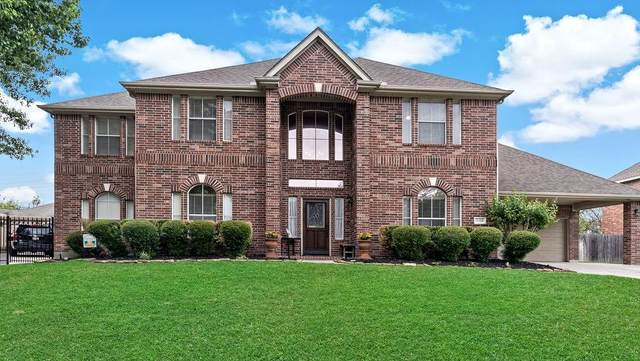 9518 Champions Cove Drive, Spring, TX 77379 (MLS #3712010) :: Green Residential