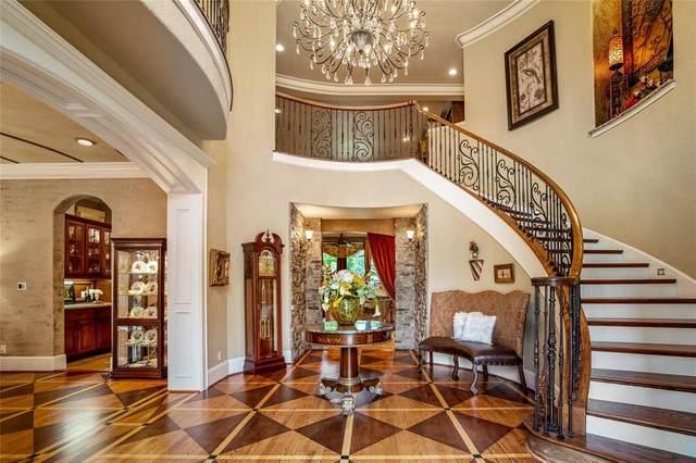 22 Highclere Park Drive, Spring, TX 77379 (MLS #37120236) :: Ellison Real Estate Team