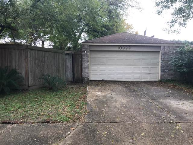 10922 Berry Tree Drive, Houston, TX 77064 (MLS #37128821) :: Texas Home Shop Realty