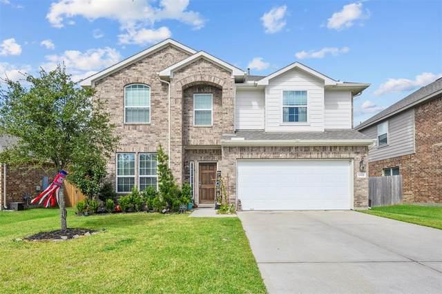 10031 Stone Brair Drive, Baytown, TX 77521 (MLS #37134224) :: The Parodi Group