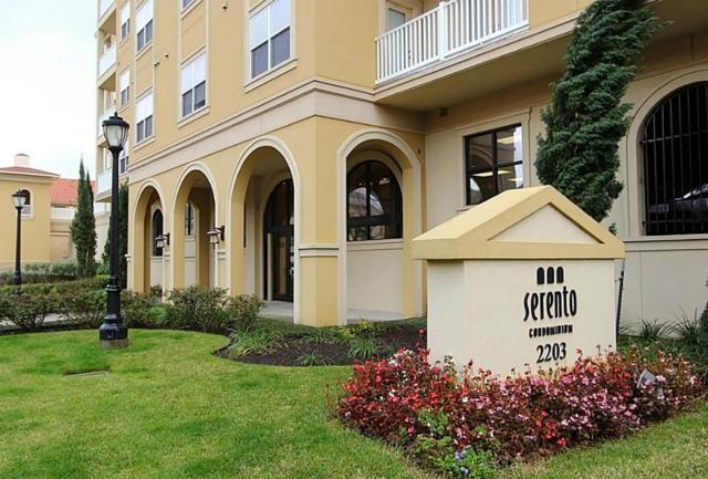 2203 Dorrington Street #403, Houston, TX 77030 (MLS #37148306) :: The Kevin Allen Jones Home Team