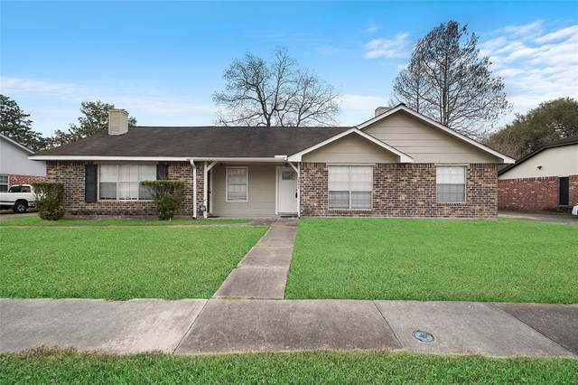 3807 Quiet Place Drive, Houston, TX 77082 (#37149799) :: ORO Realty