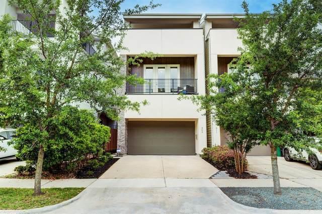 309 Peden Street, Houston, TX 77006 (MLS #37150209) :: Giorgi Real Estate Group