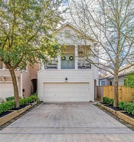316 E 25th Street, Houston, TX 77008 (MLS #37157117) :: The Home Branch