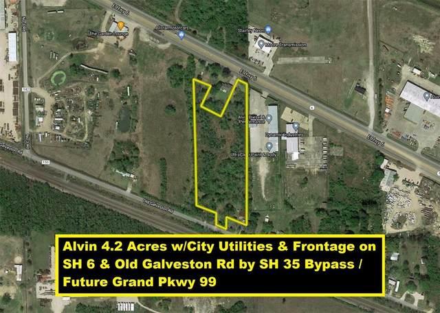 0 State Highway 6 E, Alvin, TX 77511 (MLS #37159551) :: Michele Harmon Team