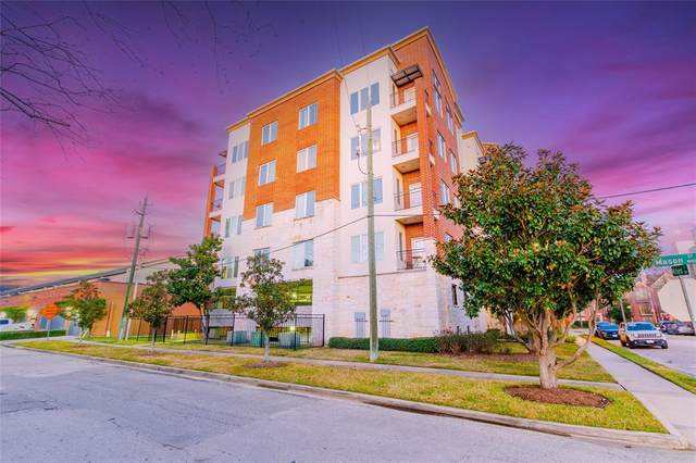 100 Willard Street #30, Houston, TX 77006 (MLS #37201365) :: Lisa Marie Group | RE/MAX Grand