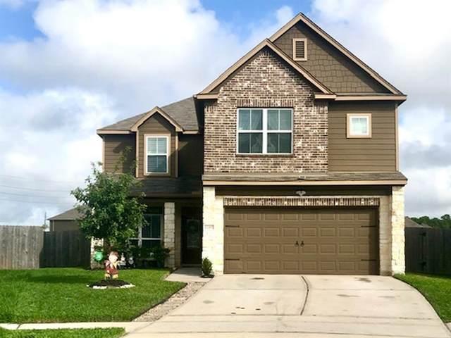 12207 Claytons Park Lane, Humble, TX 77346 (MLS #37209600) :: Area Pro Group Real Estate, LLC