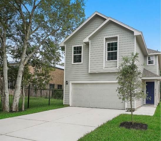 4349 Sterling Street, Houston, TX 77051 (MLS #37213257) :: The Freund Group