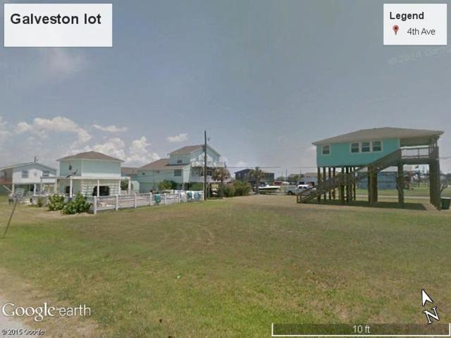 0 4th Ave, Galveston, TX 77554 (MLS #37225417) :: The SOLD by George Team