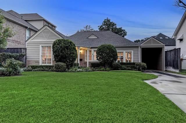 2510 Sheridan Street, Houston, TX 77030 (MLS #37231508) :: The Sansone Group