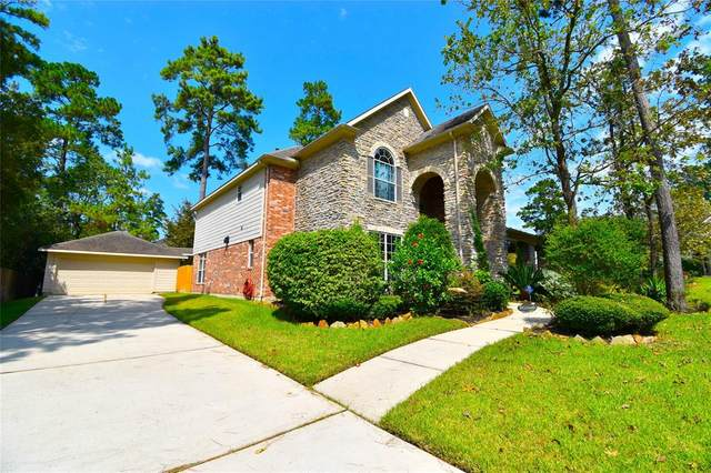 2 Mercutio Ct, The Woodlands, TX 77382 (MLS #37236237) :: Texas Home Shop Realty
