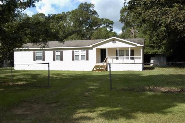 136 Cr 4136, Woodville, TX 75979 (MLS #37240541) :: Caskey Realty