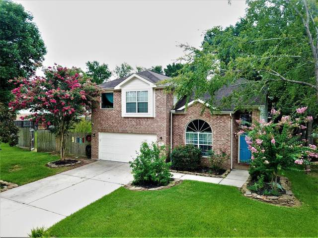 3506 Buckingham Lane, Montgomery, TX 77356 (MLS #37247368) :: The Home Branch