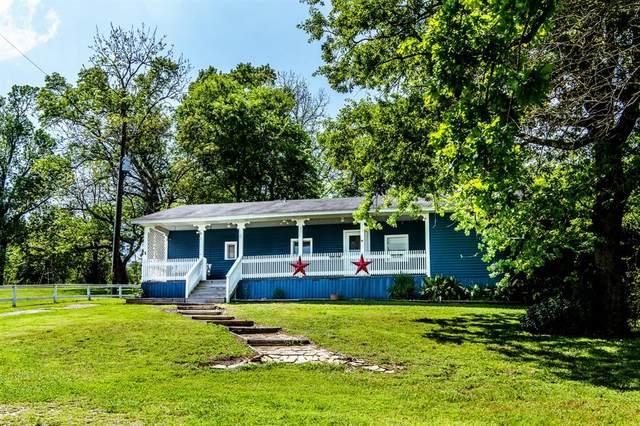 125 Thomas Lake Road, Huntsville, TX 77320 (MLS #37253003) :: Green Residential