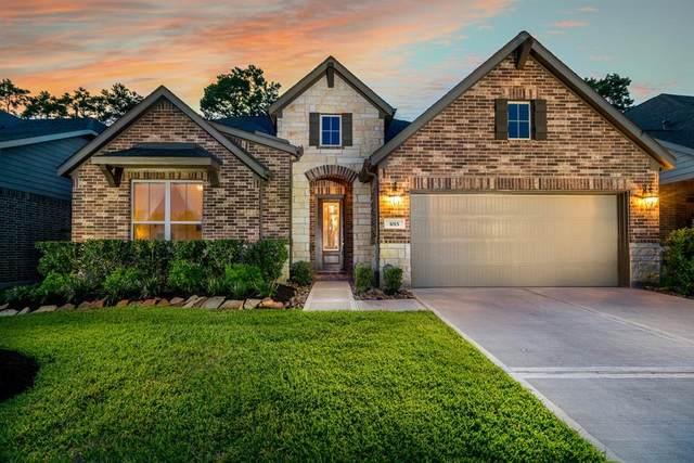 1015 Ginger Glade Lane, Pinehurst, TX 77362 (MLS #37275484) :: The Heyl Group at Keller Williams