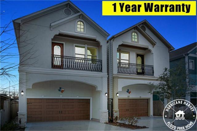 925 Lawrence Street, Houston, TX 77008 (MLS #37299240) :: Christy Buck Team
