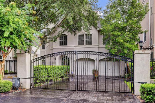 60 Briar Hollow Lane B, Houston, TX 77027 (MLS #3731560) :: Giorgi Real Estate Group