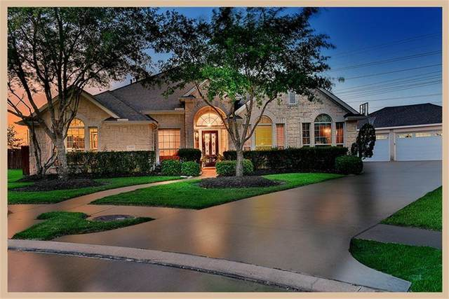 13121 Centerbrook Lane, Pearland, TX 77584 (#37321452) :: ORO Realty
