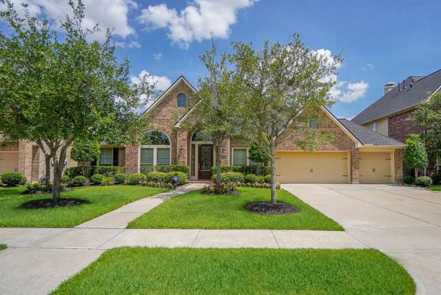 2235 Monarch Terrace Drive, Katy, TX 77494 (MLS #37322359) :: The Jennifer Wauhob Team