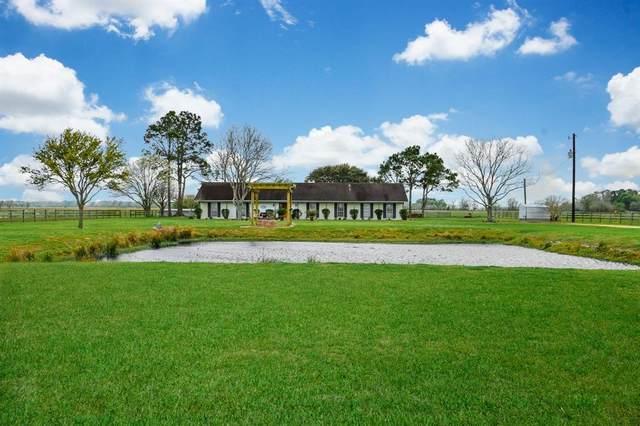 2209 County Road 467, Wharton, TX 77488 (MLS #37323256) :: Ellison Real Estate Team