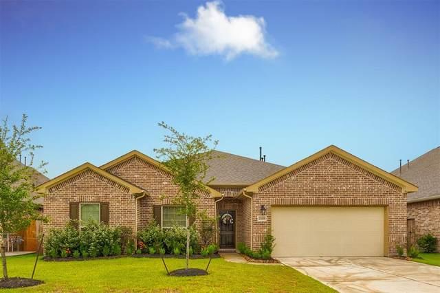 2319 Vineyard Terrace Lane, League City, TX 77573 (MLS #37324565) :: Rachel Lee Realtor