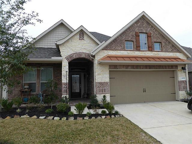 1408 Lindenwood Cliff, Pearland, TX 77581 (MLS #37328341) :: Texas Home Shop Realty