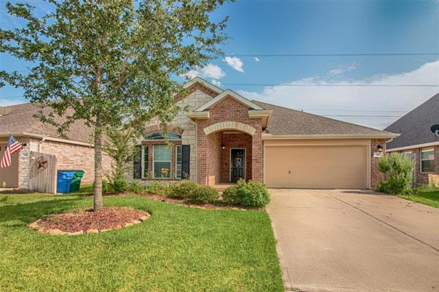 349 Lake Line Drive, Alvin, TX 77511 (MLS #37338918) :: The Sold By Valdez Team