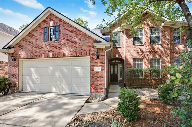 27 Harmony Hollow Court, The Woodlands, TX 77385 (MLS #37339694) :: Christy Buck Team