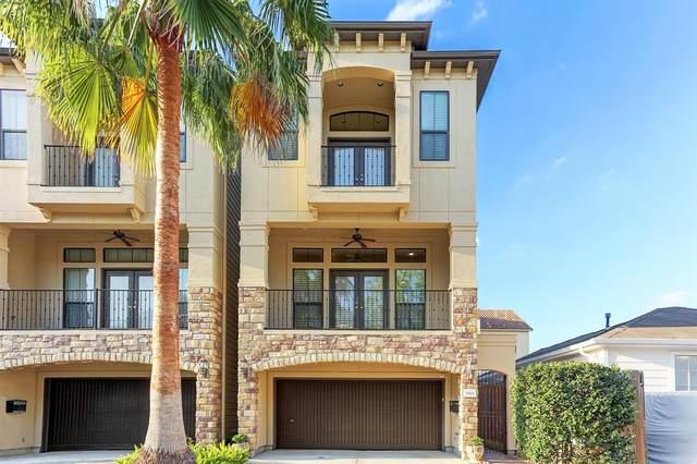 5416 Dickson Street, Houston, TX 77007 (MLS #37342642) :: Green Residential