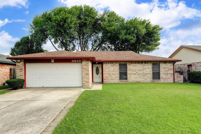9809 Blue Bird Street, La Porte, TX 77571 (MLS #37347527) :: The SOLD by George Team