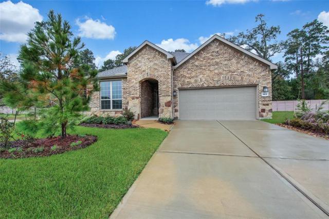 383 Connemara Drive, Spring, TX 77382 (MLS #37351389) :: Grayson-Patton Team