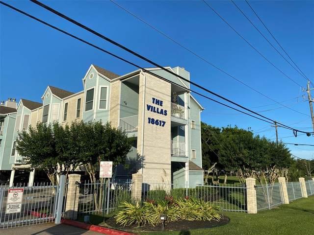 18617 Egret Bay Boulevard #1008, Webster, TX 77058 (MLS #37358572) :: The Queen Team