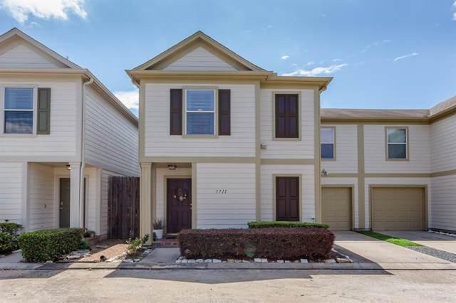 1711 Redwing Cove Drive, Houston, TX 77009 (MLS #37363450) :: Giorgi Real Estate Group