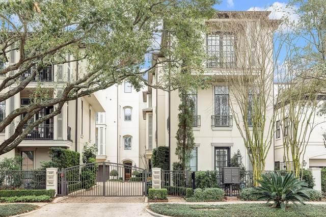 3202 Mid Lane, Houston, TX 77027 (MLS #37365881) :: Homemax Properties
