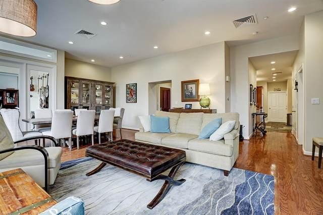 914 Main Street #1011, Houston, TX 77002 (MLS #37366396) :: Connect Realty