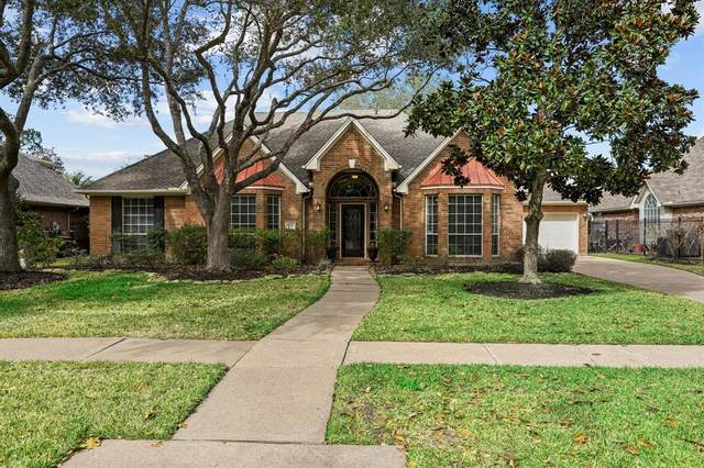 1122 Wellshire Drive, Katy, TX 77494 (MLS #37375502) :: The SOLD by George Team