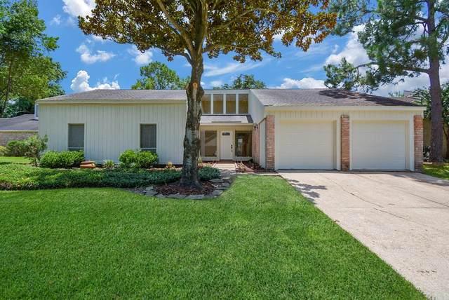 12207 Wedgehill Lane, Houston, TX 77077 (MLS #37377619) :: The Home Branch